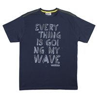 Replika 62310 Going  My Wave Tee-replika-Beggs Big Mens Clothing - Big and Tall Men's fashionable clothing and shoes
