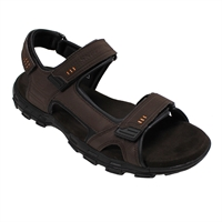 Skechers 64487 Flexible Relaxed Sandal-big-mens-footwear-Beggs Big Mens Clothing - Big and Tall Men's fashionable clothing and shoes