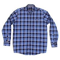 Casa Moda 52600 Cotton B'Down Pane Check-shop-by-brands-Beggs Big Mens Clothing - Big and Tall Men's fashionable clothing and shoes