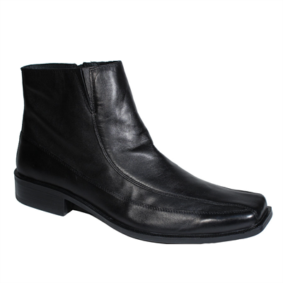Slatters - Heath Boot - Black