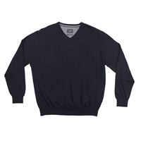 Casa Moda Premium Cotton V Neck Knitwear-shop-by-brands-Beggs Big Mens Clothing - Big and Tall Men's fashionable clothing and shoes