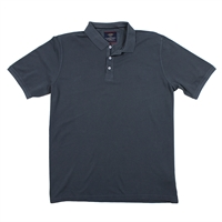 Casa Moda 137100 Pure Cotton Washed Plain Polo-big-mens-polo-shirts-Beggs Big Mens Clothing - Big and Tall Men's fashionable clothing and shoes