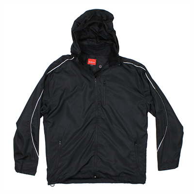North 56 71202 Lightweight Summer Jacket with Removable Hood