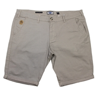 D555 Colin Cotton Stretch Chino Short-shop-by-brands-Beggs Big Mens Clothing - Big and Tall Men's fashionable clothing and shoes