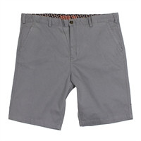 Berlin 184 Bedford Twill Stretch Cotton Short-big-mens-shorts-Beggs Big Mens Clothing - Big and Tall Men's fashionable clothing and shoes