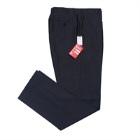 Rembrandt XTall Wool Trousers-big-mens-business-trousers-Beggs Big Mens Clothing - Big and Tall Men's fashionable clothing and shoes