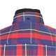Campione 7818131 Pure Cotton Windowpane Fashion Check Shirt