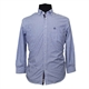 Campione 7818001S Cotton Mix Bengal Stripe Button Down Collar LS Shirt