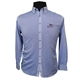 Campione 1705003 Cotton Mix Chambray Shirt with Detail