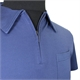 North56 73122 Cool Effect Zip Front SS Polo