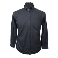North56 Cotton Drill Button Down Collar Shirt-shop-by-brands-Beggs Big Mens Clothing - Big and Tall Men's fashionable clothing and shoes