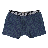 Replika 73346 Stretch Cotton Fashion Boxer-shop-by-brands-Beggs Big Mens Clothing - Big and Tall Men's fashionable clothing and shoes