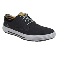 Skechers 64943 Canvas Shoe-shop-by-brands-Beggs Big Mens Clothing - Big and Tall Men's fashionable clothing and shoes