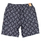 Kam 314 Palm Tree Pattern Swim Beach Short