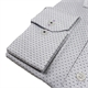 Brooksfield 1428 Luxe Cotton Dobby Weave Pin Spot Pattern Shirt