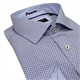 Casa Moda 51200 Pure Cotton Diamond Pattern Shirt