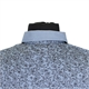 Kitaro 181568 Pure Cotton Paisley Pattern Fashion Polo