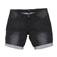 Replika 99851 Denim Jean Short-shop-by-brands-Beggs Big Mens Clothing - Big and Tall Men's fashionable clothing and shoes