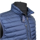 North 56 91171 Puffer Vest with Stretch Side Panel Features