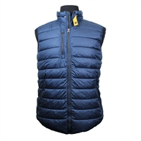 North 56 83160 Puffer Vest with Stretch Side Panels-shop-by-brands-Beggs Big Mens Clothing - Big and Tall Men's fashionable clothing and shoes