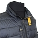 North 56 83160 Puffer Vest with Stretch Side Panels