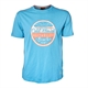 Replika 92309 Pure Cotton Beach Surf Print Fashion Tee