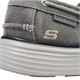Skecher 65908 Lightweight Textile Lace Up Boat Shoe Style