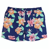 Kitaro 191402 Floral Design Lined Swim Beach Short-shop-by-brands-Beggs Big Mens Clothing - Big and Tall Men's fashionable clothing and shoes