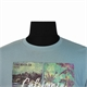 D555 60168 Cotton California Surfin 96 Print Summer Tee