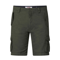 D555 20126 Cotton Cargo Short with Security Side Pockets-shop-by-brands-Beggs Big Mens Clothing - Big and Tall Men's fashionable clothing and shoes