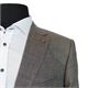 Rembrandt BW7955 Wool Linen Mix Open Weave Fashion Jacket