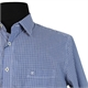 Casa Moda 9830785 Pure Cotton Neat Check Fashion Shirt