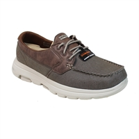 Skechers Go Walk Captivated Boat Shoes-shop-by-brands-Beggs Big Mens Clothing - Big and Tall Men's fashionable clothing and shoes
