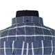 Ben Sherman BS562371 Pure Cotton Windowpane Check Fashion Shirt
