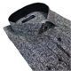 Casa Moda Easy Care Cotton Fine Paisley Pattern Business Shirt