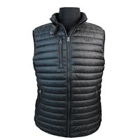 North56 Puffer Vest with Stretch Side Panel Features-north-564-Beggs Big Mens Clothing - Big and Tall Men's fashionable clothing and shoes