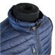 North56 Puffer Vest with Stretch Side Panel Features