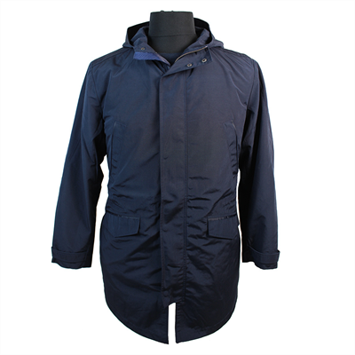 North 56 Thighlength Hooded Over Jacket