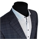 Rembrandt Wool Mix Multi Window Pane Check Sports Coat