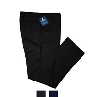 West - Flat Front Business Trouser-clearance-Beggs Big Mens Clothing - Big and Tall Men's fashionable clothing and shoes