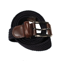 Stretch belt - Parisian NZ made-big-mens-belts-and-socks-Beggs Big Mens Clothing - Big and Tall Men's fashionable clothing and shoes