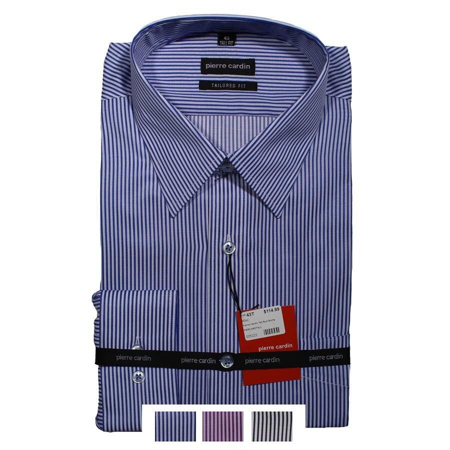 Pierre Cardin Striped Business Shirt Xt Pierre Cardin Ss Shop By