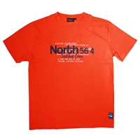 North 56 51235 Sailing Crew Tee-north-564-Beggs Big Mens Clothing - Big and Tall Men's fashionable clothing and shoes