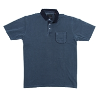 Casa Moda 14300 Cotton Polo Shirt-big-mens-clearance-Beggs Big Mens Clothing - Big and Tall Men's fashionable clothing and shoes