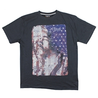 Replika 53373 Jimi Hendrix T Shirt-replika-Beggs Big Mens Clothing - Big and Tall Men's fashionable clothing and shoes
