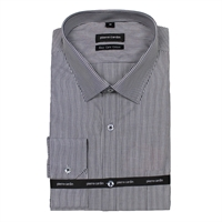 PierreCardin20217 EasyCare Cotton Shirt -pierre-cardin-Beggs Big Mens Clothing - Big and Tall Men's fashionable clothing and shoes